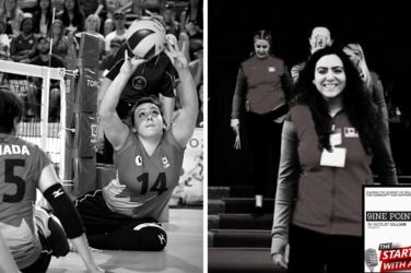 Ep 68 Redefining Normal With Canada Sitting Volleyball Olympian Katelyn Wright