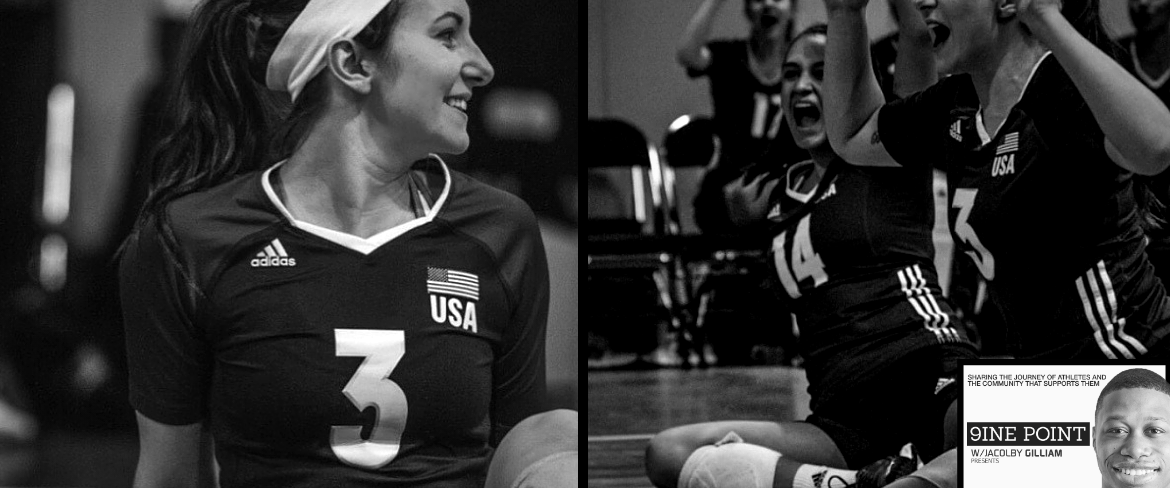 Ep 66 Don't Set The Bar; Be The Bar with Team USA Sitting Volleyball Paralympian Lexi Shifflett
