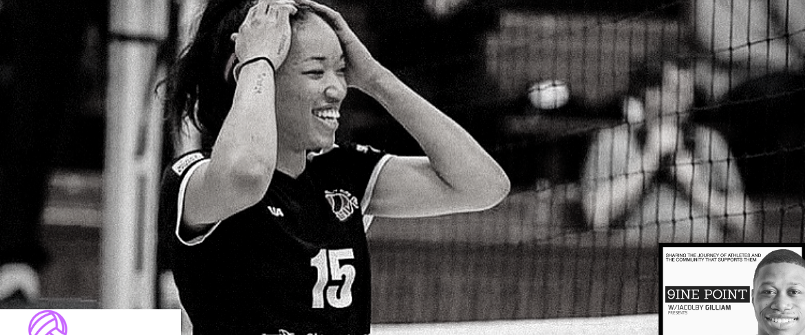 Ep. 73 You're #VolleyballGoals with Founder and Pro Volleyball Player Ijeoma Moronu