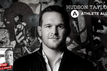 Ep. 74 Voicing Equality For LGBTQ Athletes With Hudson Taylor Founder of Athlete Ally