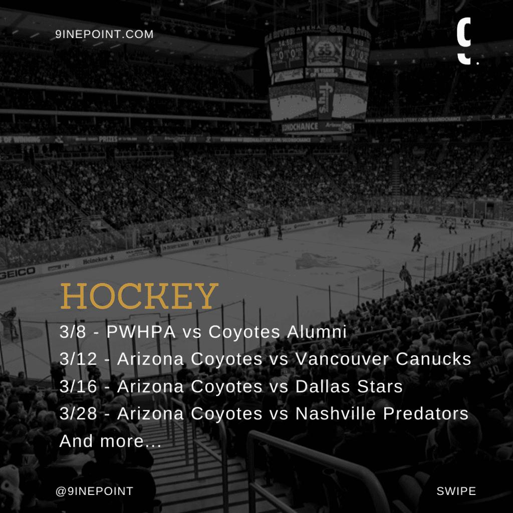 Hockey with INWEGO