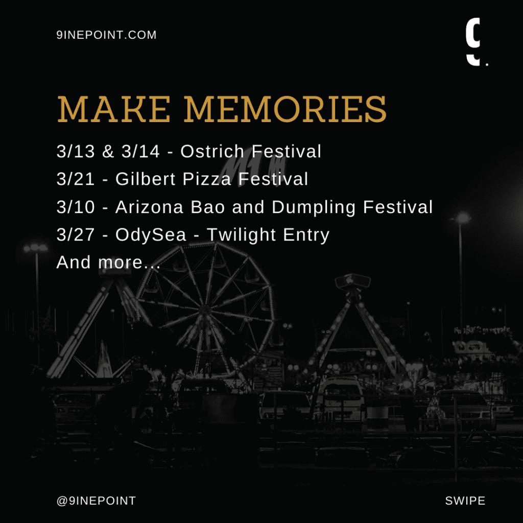 Make Memories INWEGO