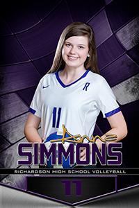 high school athlete rhsvolleyball-ind-banner-2019-Simmons-1