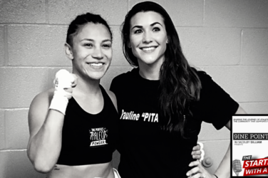 """Ep. 3 How To Navigate Your Athletic Dream With Your Partner Featuring Pauline """"Pita"""" Macias & Lin Burks"""